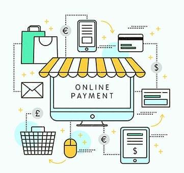 المدفوعات في التجارة الإلكترونية